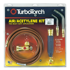 TUR341-0386-0366 - TurboTorchSwirl Air Acetylene Kits