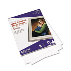 EPSS042181 - Epson® Ultra Premium Glossy Photo Paper