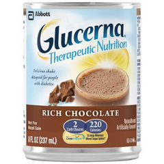 MON45442600 - Abbott NutritionGlucerna® Therapeutic Nutrition Shake
