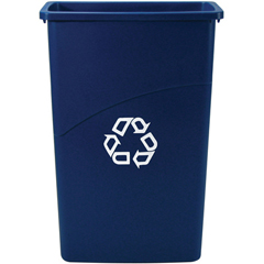 RCP3540-74BLU - Slim Jim® Recycling Container
