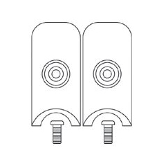 TWE358-9910-2102 - Tweco - Insulators