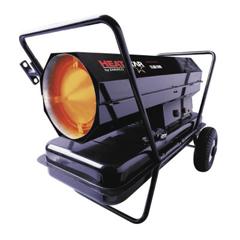 ORS373-HS175KT - HeatStarPortable Kerosene Forced Air Heaters, 175,000 Btu/H, 14 Gal, 110V