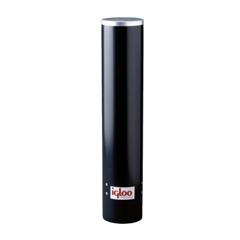 IGL385-9534 - IglooIgloo Cup Dispenser, Uses 6 - 8 oz Cups, Gray Metal