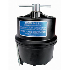 MTO396-M-26 - MotorguardCompressed Air Filters