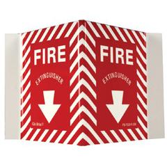 397-FS-7520-R-209 - JessupGlow In The Dark Fire Signs