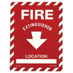 397-FS-7520-R-212 - JessupGlow In The Dark Fire Signs