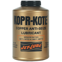ORS399-10004 - Jet-LubeKopr-Kote® High Temperature Anti-Seize & Gasket Compounds