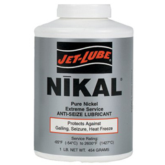ORS399-13602 - Jet-LubeNikal® High Temperature Anti-Seize & Gasket Compounds