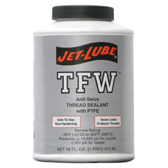 ORS399-24002 - Jet-LubeTFW™ Multi-Purpose Thread Sealants