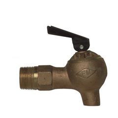 JUS400-08540 - JustriteDrum Faucets