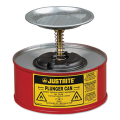 JUS400-10108 - JustritePlunger Cans
