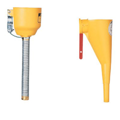 JUS400-11089 - Justrite - Funnel Attachments for Type I Steel Safety Cans