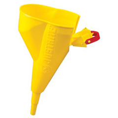 JUS11202Y - Funnel Attachments for Type I Steel Safety Cans
