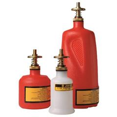 JUS400-14010 - JustriteNonmetalic Dispensing Cans