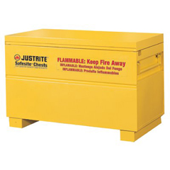 JUS400-16032Y - JustriteSafesite™ Flammable Safety Chests