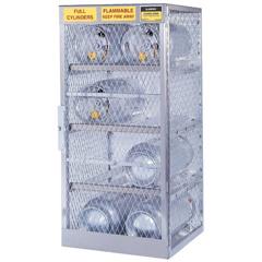 JUS400-23002 - JustriteAluminum Cylinder Lockers
