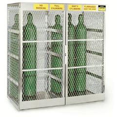 JUS400-23006 - JustriteAluminum Cylinder Lockers