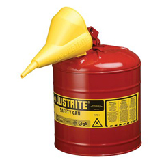 JUS400-7150110 - JustriteType I Safety Cans