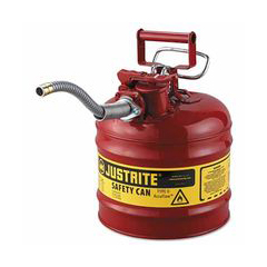JUS400-7250430 - JustriteType II AccuFlow™ Safety Cans