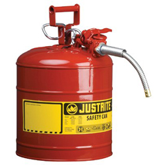 JUS400-7250120 - JustriteType II AccuFlow™ Safety Cans