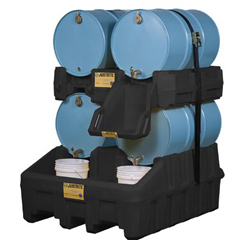 JUS401-28669 - Justrite - ECO Drum Management Systems