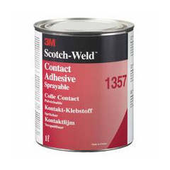 3MA405-021200-19892 - 3M Abrasive3M Abrasive Scotch-Weld Neoprene High Performance Contact Adhesive 1357