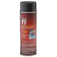 ORS405-021200-21210 - 3M IndustrialSuper 77™ Mult-Purpose Spray Adhesive