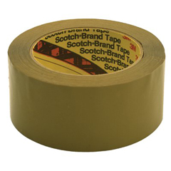 ORS405-021200-72402 - 3M Industrial - Scotch® High Performance Box Sealing Tapes 375
