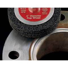 3MA405-048011-04153 - 3M AbrasiveScotch-Brite™ Clean and Strip Cup Wheels