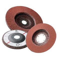 3MA405-051111-49616 - 3M AbrasiveAbrasive Flap Discs 747D