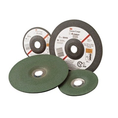 3MA405-051111-50443 - 3M AbrasiveGreen Corps™ Flexible Grinding Wheels