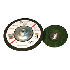3MA405-051111-51164 - 3M AbrasiveGreen Corps™ Flexible Grinding Wheels (Quick Change)
