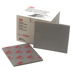 3MA405-051115-00631 - 3M AbrasiveHigh Flexibility Sanding Sponges