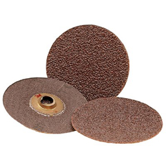 3MA405-051144-22406 - 3M AbrasiveThree-M-ite™ Roloc™ Roll-On Coated-Polyester Disc