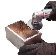 3MA405-051144-80513 - 3M AbrasiveRegalite™ Polycut™ Roloc™ Roll-On Coated-Cloth Disc