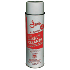 ORS407-203 - Kleen ProductsJoes® Glass Cleaners, 19 oz Aerosol Can