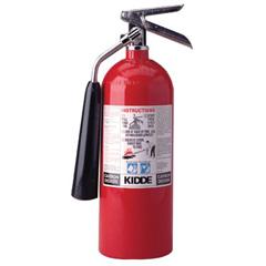KID408-466181 - KiddeProLine™ Carbon Dioxide Fire Extinguishers - BC Type
