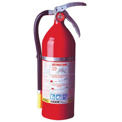 KID408-468001 - KiddeProPlus™ Multi-Purpose Dry Chemical Fire Extinguishers - ABC Type