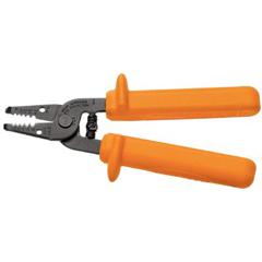 KLT409-11045-INS - Klein ToolsInsulated Wire Stripper/Cutter