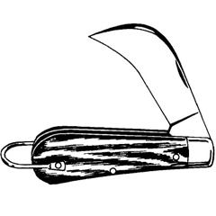 KLT409-1550-44 - Klein ToolsSlitting Pocket Knives