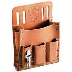 KLT409-5127 - Klein Tools6-Pocket Tool Pouch
