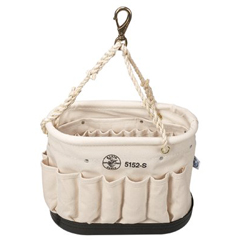 KLT409-5152S - Klein ToolsOval Bucket w/41 Pockets