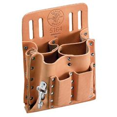 KLT409-5164 - Klein Tools - 8-Pocket Tool Pouch
