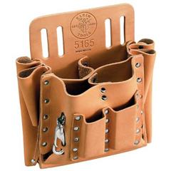 KLT409-5165 - Klein Tools10-Pocket Tool Pouch