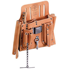KLT409-5167 - Klein Tools11-Pocket Tool Pouch