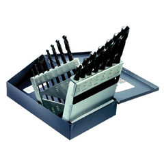 KLT409-53001 - Klein Tools15 Piece Jobber Length Drill Bit Sets