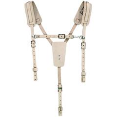 KLT409-5413 - Klein ToolsLeather Suspenders
