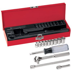 KLT409-65500 - Klein Tools - 13 Piece Socket Sets