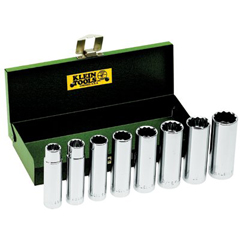 KLT409-65514 - Klein ToolsDeep Socket Sets