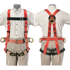 KLT409-87832 - Klein ToolsFull-Body Fall-Arrest/Positioning Harness